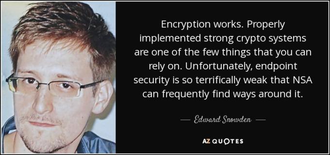 Snowden Endpoint